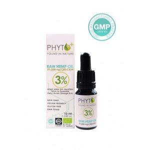 Phyto Plus CBD Hemp Oil 10ml