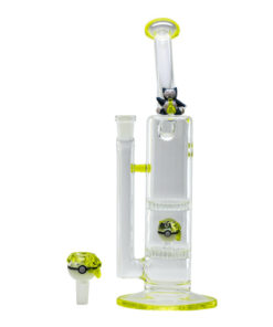 EMPIRE GLASSWORKS ILLUMANITI CAPSULE WATER PIPE