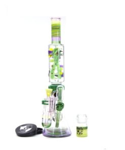 High Tech x DNA Collab with Detachable Glycerin Coil