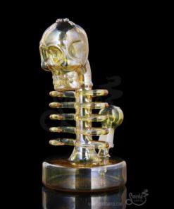 Dry Bones Skeletal Fumed Rig