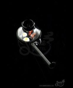 The Wake & Bake Frying Pan Glass Hand Pipe
